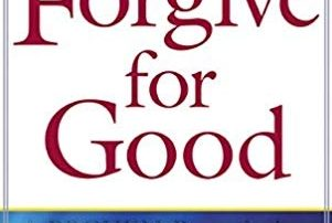 Book cover of Forgive for Good