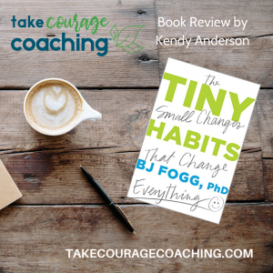 Tiny Small Habit Changes That Change Everything book in the TCCU book review