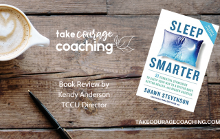 Book Review by TCC Sleep Smarter