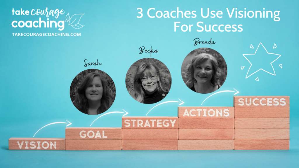 3 Coaches Use Visioning for Success