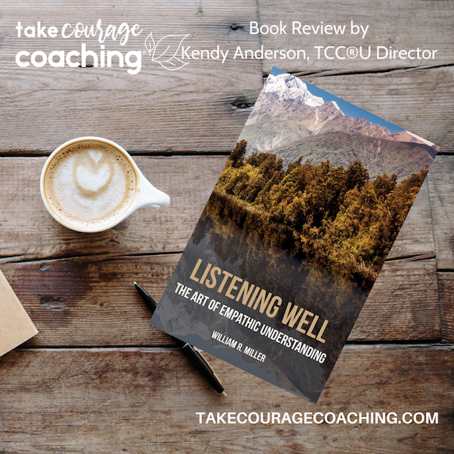 Image to show the book cover of Listening Well - The Art of Empathetic Understanding