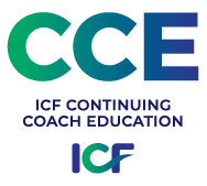 CCE - ICF Continuing Education Logo