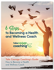 6 Steps to Becoming a Health and Wellness Coach Book Cover