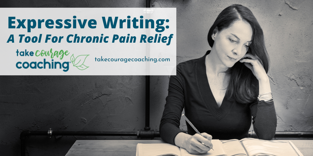 Supporting image for Expressive Writing - A Proven Tool For Chronic Pain Relief