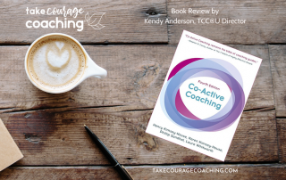 Image to show the subject of our book review: Co-Active Coaching: A Proven Framework for Transformative Conversations