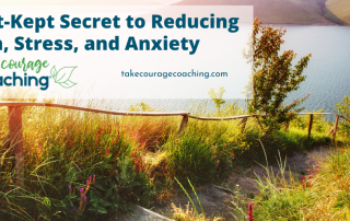 Becky's Best Kept Secret to Reducing Pain Stress and Anxiety